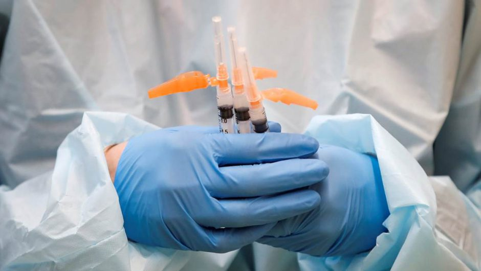 Four people in Oregon who received both doses of vaccine test positive for coronavirus
