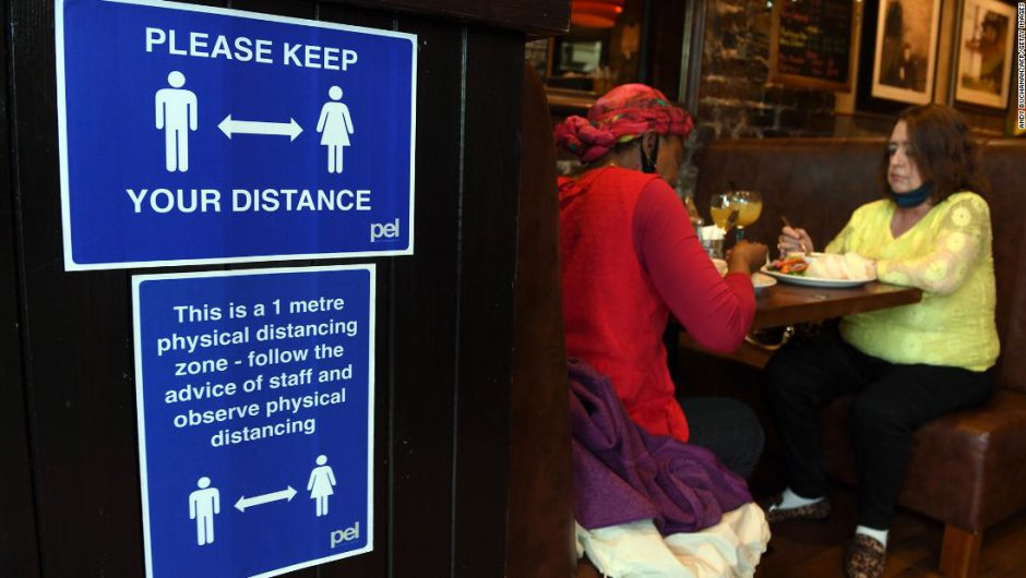 Bars and Covid-19 safety rules don't mix, study found