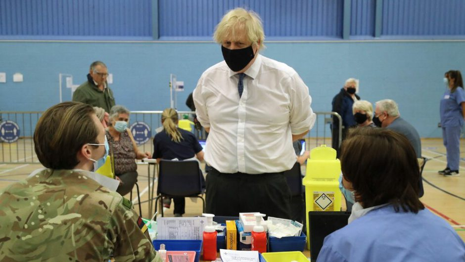 The Covid-19 Global Pandemic: Live News Updates