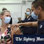 Inside Sydney's biggest COVID-19 vaccination station
