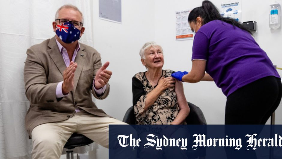 Historic COVID-19 vaccination program launched