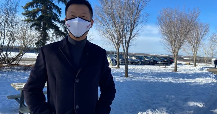 Calgary man who spent month in Wuhan lockdown warns it's too soon to ease Alberta COVID-19 restrictions
