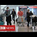 Brazilian Covid strain  found in UK raising fears over vaccine protection – BBC News