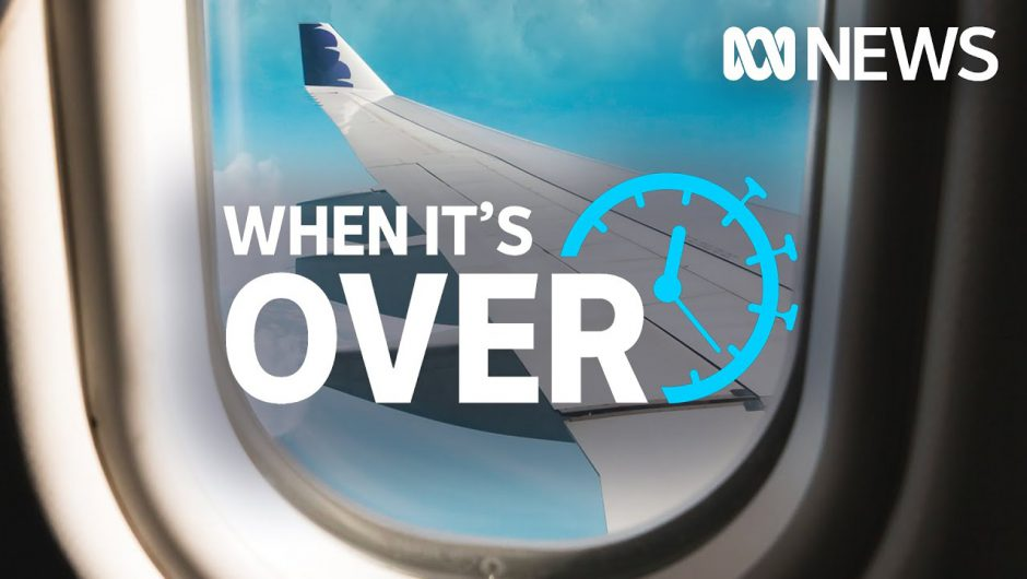 Airline industry heading for worst year on record due to COVID-19 | ABC News