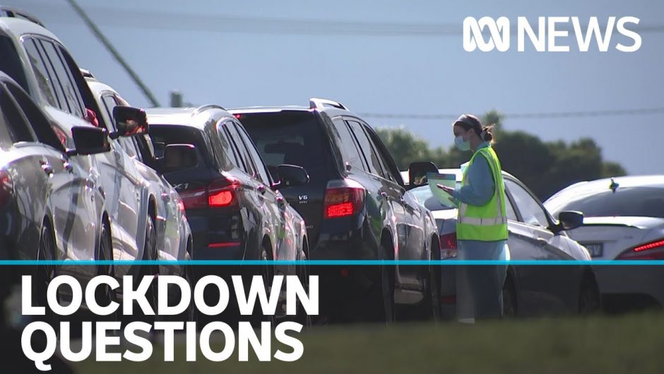 Can Sydney avoid a second coronavirus lockdown? | ABC News