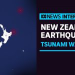 New Zealand tsunami warning as strong earthquake strikes off coast of North Island | ABC News