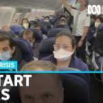Airline industry workers warn restarting flights could spread COVID-19 | ABC News