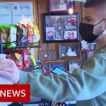 Texas mask mandate: 'I'm leaning towards staff still wearing masks'- BBC News