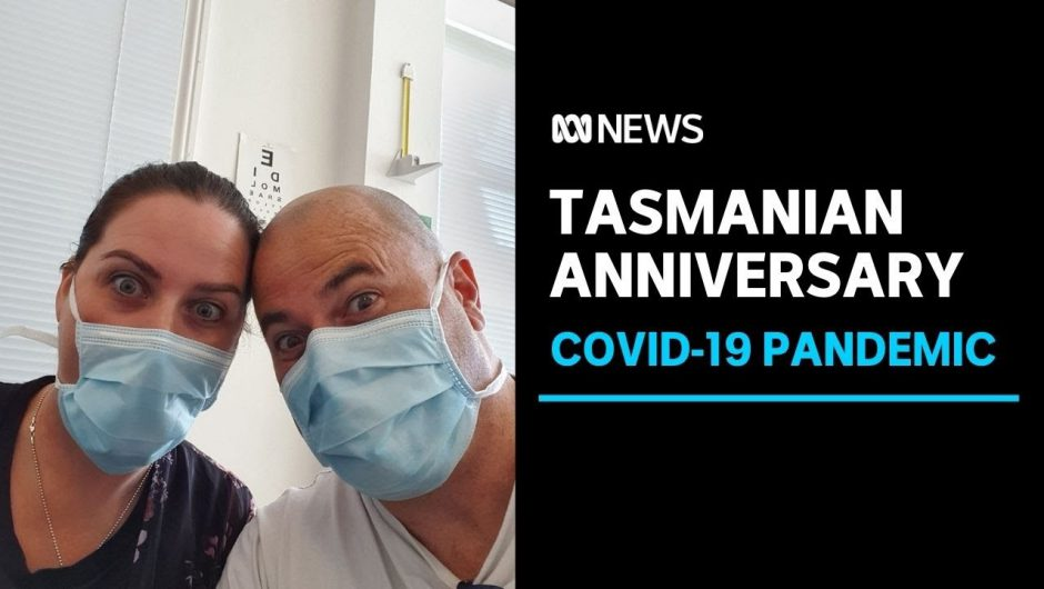 Tasmanians reflect on a year of living and working since COVID hit | ABC News