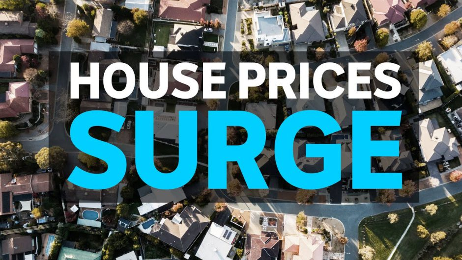 House prices record sharpest increase since 2003 | The Business