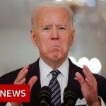 Joe Biden hopes 4 July will be US 'Independence Day' from Covid – BBC News