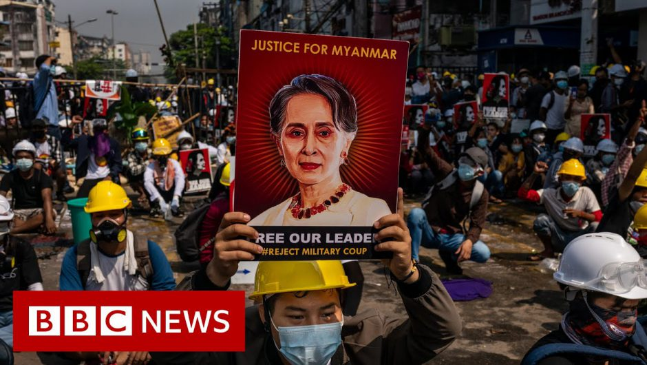 Myanmar army accuses Suu Kyi of taking $600,000 and gold – BBC News