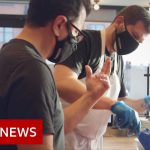 The pizza place with sign language on the menu – BBC News