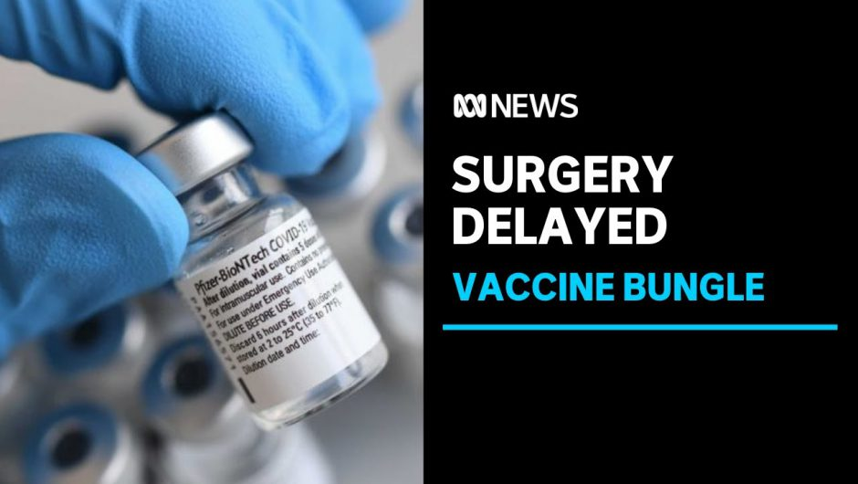 Man who was given a wrong dose of COVID-19 vaccine has life-saving heart surgery delayed   ABC News