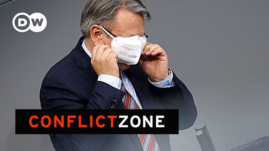 German mask scandal: 'Unforgiveable violations of ethical standards'   Conflict Zone