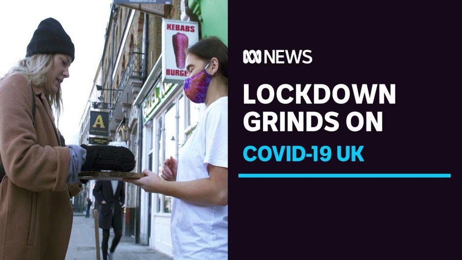 Australian-style take-away coffee fuelling Brits through COVID lockdown | ABC News