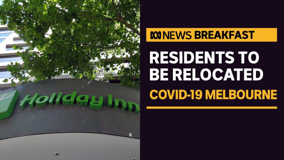 Travellers at coronavirus 'hot hotel' to be transferred after water damage | News Breakfast
