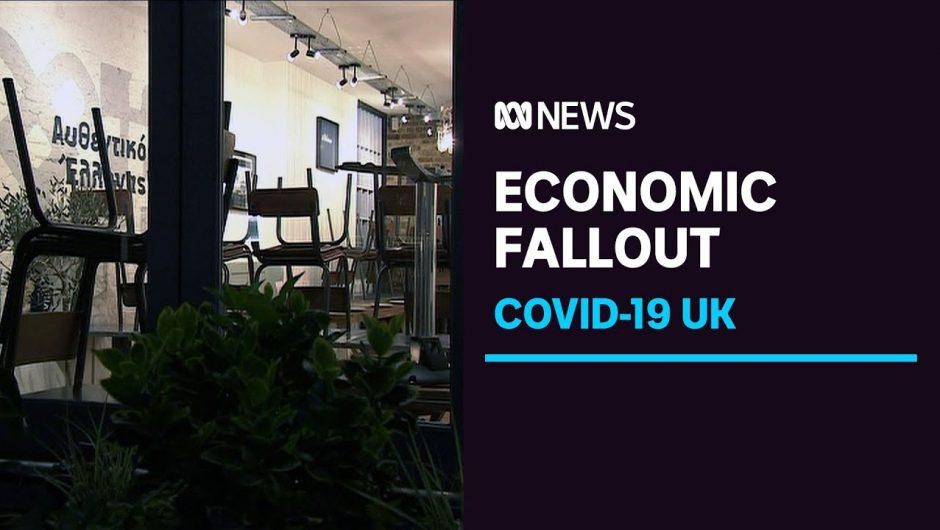 Coronavirus pandemic pushes UK economy to biggest one year decline in 300 years | ABC News