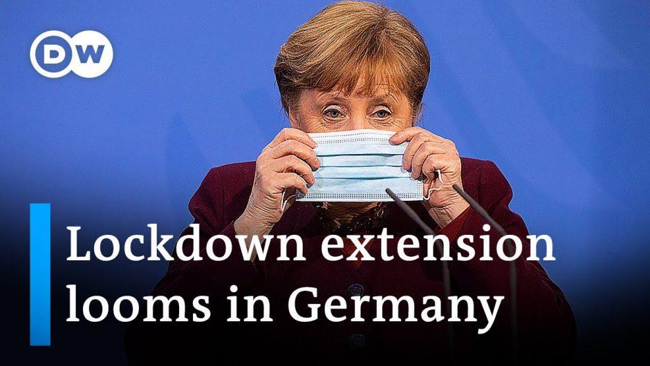 COVID-19: Several German states demand April lockdown extension | DW News