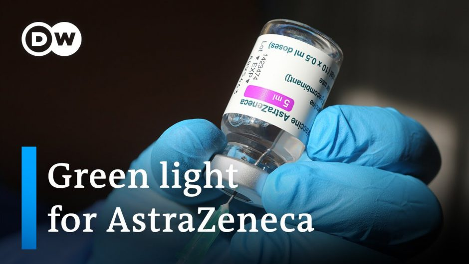 AstraZeneca: EMA rules vaccine is 'safe' for use | DW News