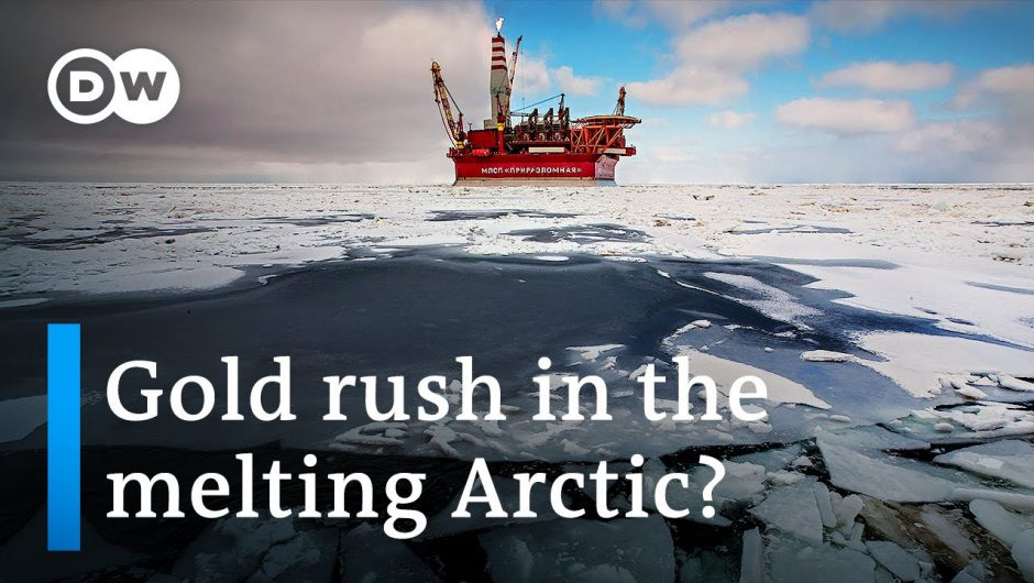 Polar power play: Who will win the race for the Arctic's riches?   To the Point