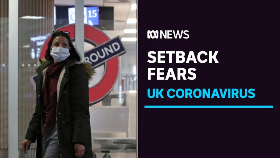 UK detects South African coronavirus variant in 11 people with no travel links  | ABC News