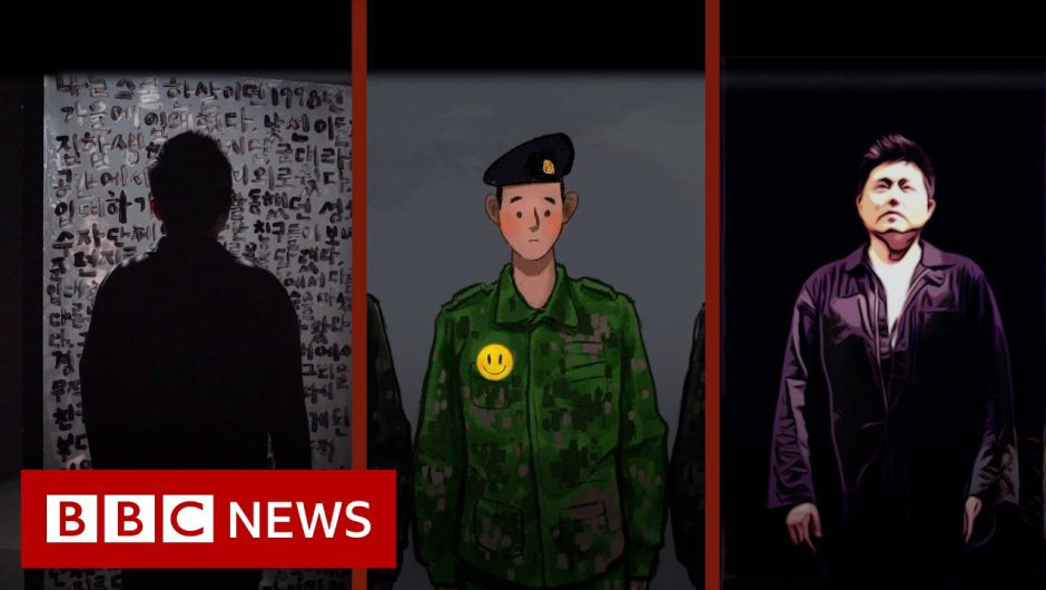 Gay rights in South Korea's military highlighted – BBC News