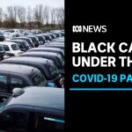 Coronavirus and lockdowns have put London's iconic black cabs under threat | ABC News