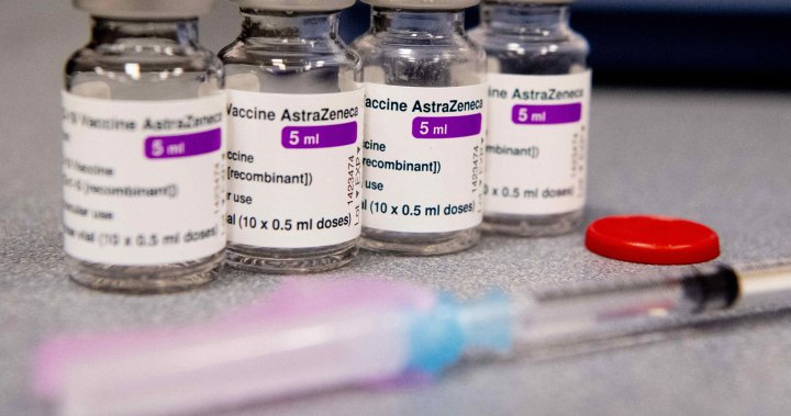 All eyes on Alberta COVID-19 vaccine booking system Wednesday for AstraZeneca
