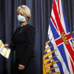 B.C. reports 1,506 new COVID-19 cases over three days, as total deaths top 1,400