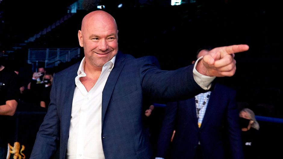 With COVID-19 restrictions lifted, Dana White wants to hold UFC event in Texas 'ASAP'