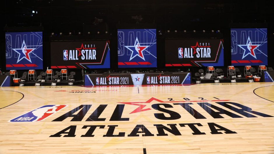 NBA — No positive tests for COVID-19 at All-Star Game weekend