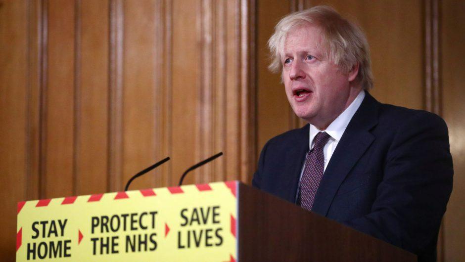COVID-19: Boris Johnson hails 'emotional' return of schools – but repeats warning on target dates for easing lockdown | Politics News