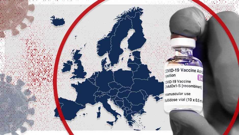 COVID-19: Three-quarters of European countries see coronavirus cases rise   World News