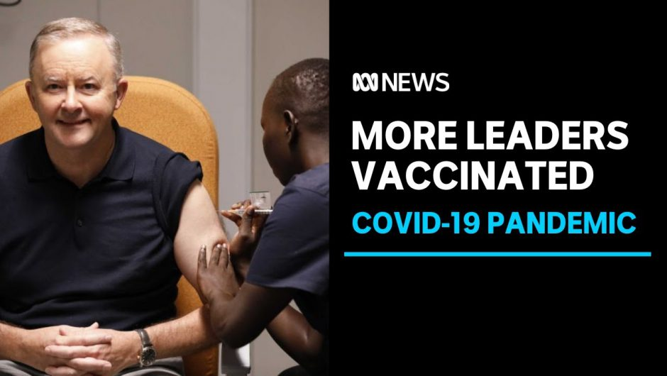 Second shipment of Australia's COVID-19 vaccines arrive as more leaders get the injection | ABC News