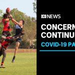 AFLNT Premier League Match postponed due to coronavirus concerns  | ABC News