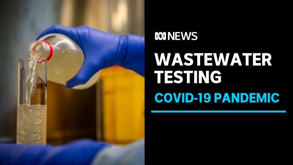 Wastewater testing to aid the Northern Territory in the battle against coronavirus | ABC News