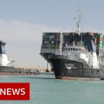 Suez Canal reopens after giant stranded ship is freed – BBC News