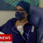 Covid pandemic's 'dramatic' effect on cancer care – BBC News