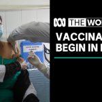 India kicks off 'world's largest' coronavirus vaccination campaign   The World