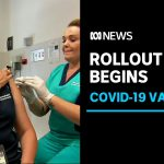COVID-19 vaccinations get underway across Australia | ABC News