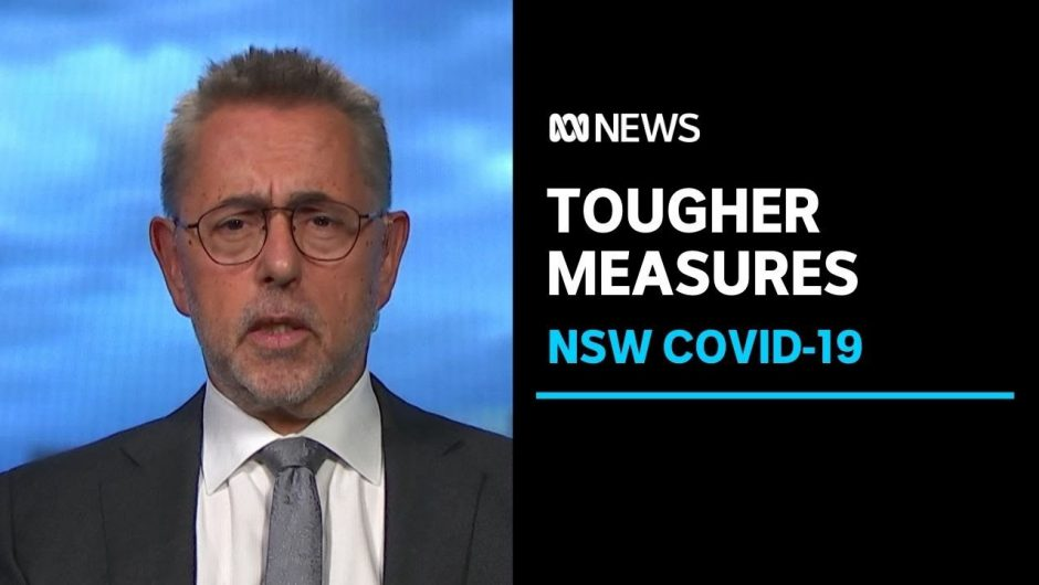 Dr Norman Swan says NSW needs to 'act fast, act early' to prevent second coronavirus wave | ABC News