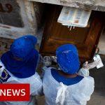 Brazil hits grim new Covid death record – BBC News