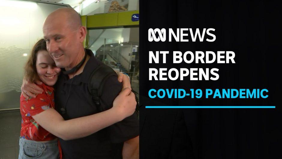 NT border reopens to Sydney as coronavirus 'quarantine rave' TikTok video emerges | ABC News