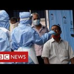India suffers record new Covid cases with some hospitals overwhelmed – BBC News