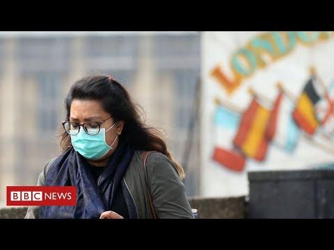 Coronavirus: key to easing lockdown is low transmission rate – BBC News