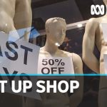 Coronavirus empties shopping centres as clothing retailers fight to stay open | ABC News