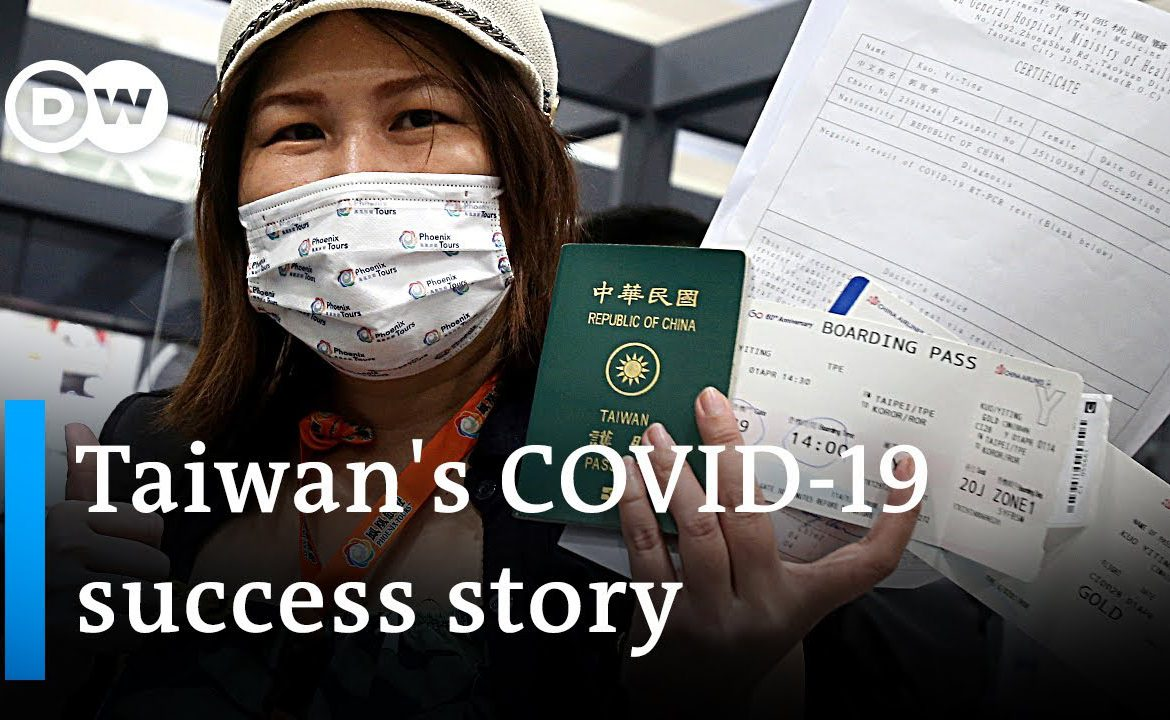 What's behind Taiwan's COVID-19 success story? | DW News