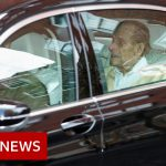 Prince Philip leaves hospital after a month – BBC News