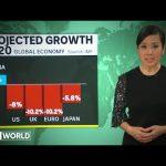 Coronavirus: China's economy back to growth | The World